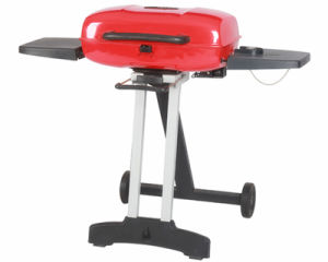 Foldable Outdoor Camping Portable Barbecue Gas Grill pictures & photos