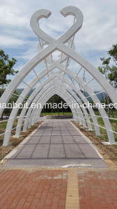 Steel Stucture Outdoor Modeling Galvanized Material for Steel Model pictures & photos
