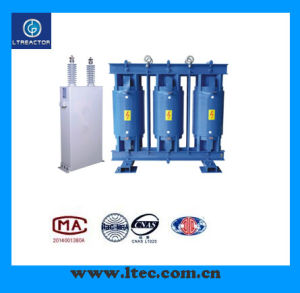 Three Phase Filter Reactor for Power Factor Correction
