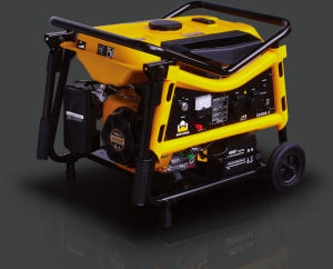 Air-Cooled 2kw/ 2.5kVA Portable Petrol Generator (Open Type)