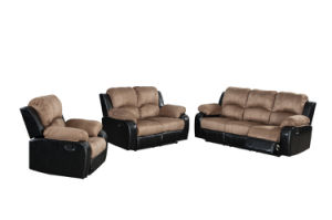12026 Fabric Recliner Sofa pictures & photos