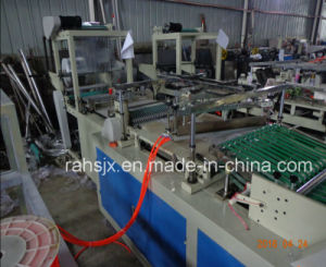 PE Side Sealing Triangle Bag Making Machine (HX-600) pictures & photos
