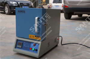 Compact Muffle Furnace (3L 1200c mini muffle furnace) pictures & photos