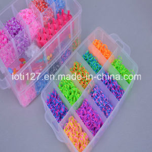 Three Layers, Color Is Rich, The Rainbow Weaving Machine, Children′s Toys, Exercise, DIY Toys