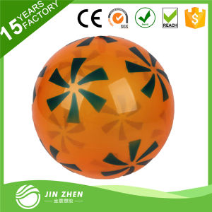 Custom Color and Logo Inflatable PVC Bouncy Ball Printed Ball