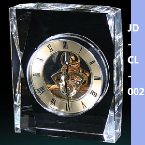 Luxury Cube Clock Crafts for Living Room Decoration pictures & photos