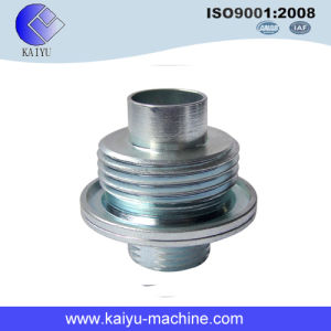 Stainless Steel Plumbing Fitting Reducer with Male Thread pictures & photos