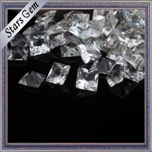 Verious Cutting Clear Color Natural White Topaz pictures & photos