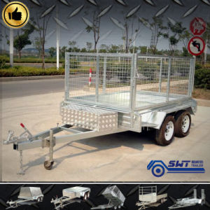 Available Tilt Tandem Trailer with 2t (SWT-TT85) pictures & photos