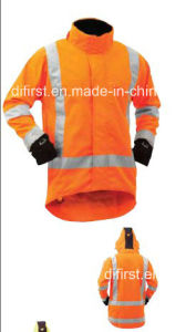 High Visibility Jacket with Waterproof pictures & photos