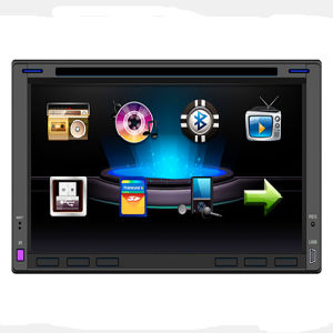 Universal Car DVD Player/Car Audio with FM Radio