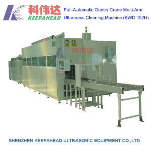 Keepahead Full-Automatic Gantry Crane Multi-Arm Ultrasonic Cleaning System
