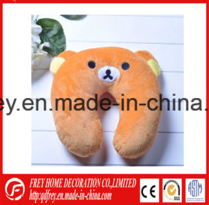 Hot Sale Soft Teddy Bear Neck Cushion for Baby Gift pictures & photos