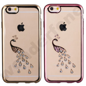 2016 Hot Sell Mobile Phone Cover for iPhone and Samsung TPU Case