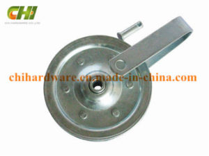 Steel Pulley of Sectional Garage Door Component pictures & photos