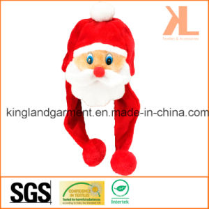 fa9d07b93 China Quality Christmas Festival Decoration Red Santa Hat with ...