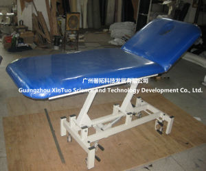 Electric Medical Examination Table / Portable Exam Table / Medical Gyn Chair pictures & photos