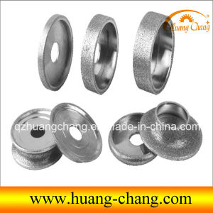 Vacuum Brazed Diamond Profile Wheels for Granite and Marble