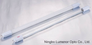 10W14W18W22W 60/90/120/150cmhigh Lumen Glass LED Tube for Indoor with CE (LES-T8-60-10WA)