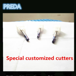 Special Customized High Precision Bits HRC65 Blue Coated pictures & photos