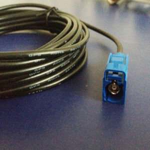 Rg174 Coaxial Cable with Fakra Connector pictures & photos