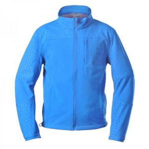 Alibaba. COM Made in China High Quality Factory Blue Softshell Jacket pictures & photos