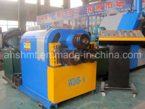 W24s-6 Full Hydraul Profile Bending Machine/Hydraulic Tube Bender/Hydraulic Pipe Bender pictures & photos