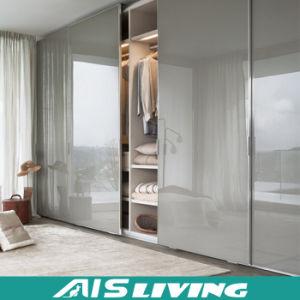 Modern Department Project Bedroom Wardrobe Sliding Door Design (AIS W62)