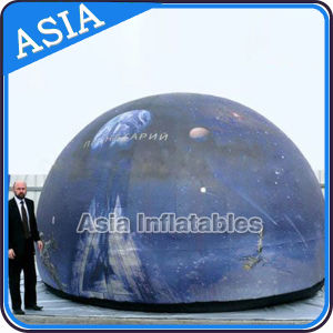 Digital Printing Inflatable Crystal Ball, Inflatable Planetarium Dome Tent pictures & photos