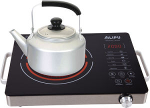 2016 Hot Sale Rotary Knob Single High-Light Cooker/Infrared Ceramic Cooker/Far-Radiat Heating Cooker with CB/Ce/GS pictures & photos