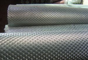 China Factory PVC Coated Aluminum Expanded Metal Mesh Sheet pictures & photos