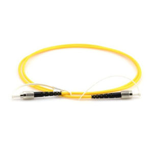 FC Slow Axis Single Mode Polarization Maintaining Pm Fiber Optic Patch Cable pictures & photos