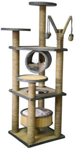 Cat Toy Climber Furniture Products Pet Cat Tree pictures & photos