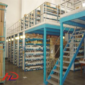 Warehouse Storage Racking for Automotive Fittings