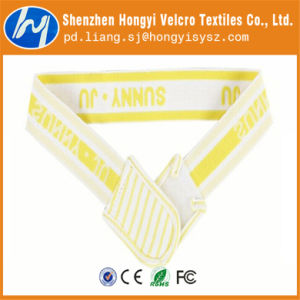 Colorful Waterproof Elastic Wristband for Hook & Loop Tape pictures & photos
