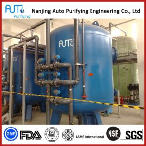 Industrial Sand Filter Carbon Filter Making Machine for Water Purifiers