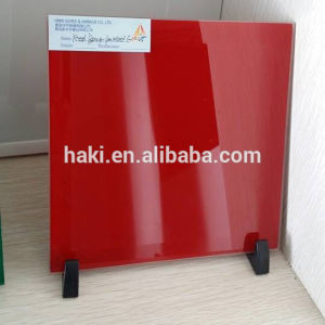 2mm-12mm CE&ISO Certificates Color Glass Back Painted Glass