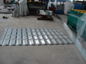 Corrugated Galvanized Stainless Steel Sheet Plate pictures & photos
