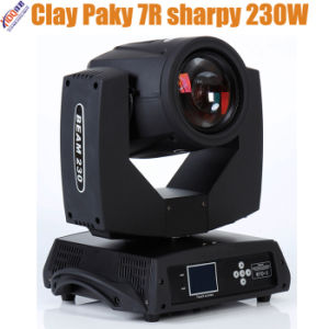 Moving Head 7r Sharpy 230W Moving Head Beam pictures & photos