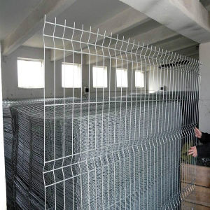 Electric Iron Wire Mesh Panel for Fencing pictures & photos