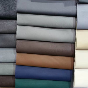 PVC Synthetic Leather for Sofa Furniture Bags (MG04) pictures & photos
