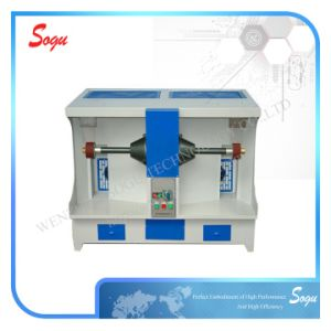 Box Type Dust Collecting Shoe Last Sole Edge Grinding Machine pictures & photos