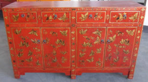 Antique Reproduction Painted Cabinet Lwc389 pictures & photos