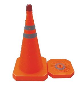 High Visibility Safety Traffic Cone pictures & photos