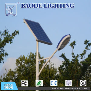 5m 20W Solar LED Street Lamp with Coc Certificate pictures & photos