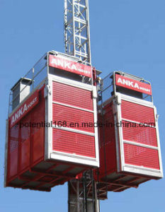 CE Approved Anka Building Hoist pictures & photos
