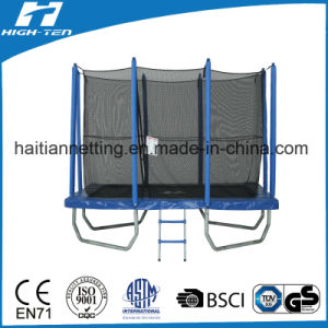 6ft X 9ft Rectangular Trampoline with Enclosure