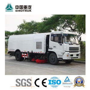 Low Price Sweeper Truck of Sinotruk pictures & photos