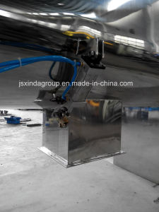 Horizontal Double Spiral Ribbon Powder Mixer Ribbon Blender pictures & photos
