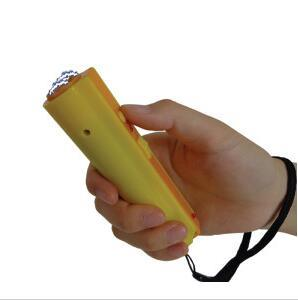 Best Quality New High Voltage Stun Gun with LED Flashlight